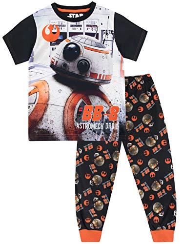 Star Wars Jungen BB8 Schlafanzug Mehrfarbig 158