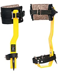 TreeUp Crampons DR-4 Crampons Accrobranche aides Accessoires forestiers