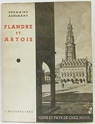 Flandre et Artois par  Acremant