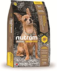 Nutram T28 Total Grain-Free Small Breed Trout & Salmon Dog Food,