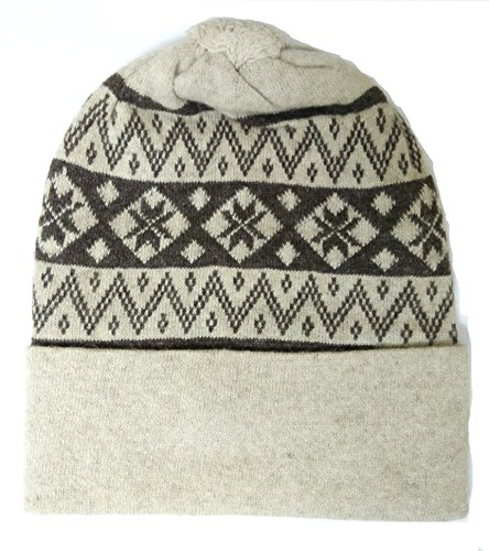 Sylan's Men's Woollen Skull Cap (Grey free Size)  available at amazon for Rs.199