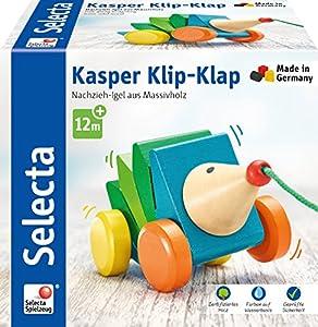 Selecta 62022Después de zieh Erizo Kasper Klip de Klap