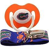 Florida Gators Orange Infant Pacifier An...