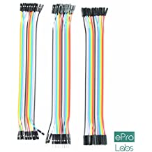 ePro Labs KIT-0012 Jumper Wires Set, 60 Pieces