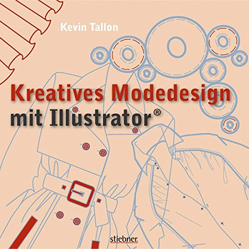 Kreatives Modedesign mit Illustrator