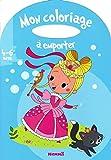 Mon coloriage à emporter (4-6 ans) (Princesse)...