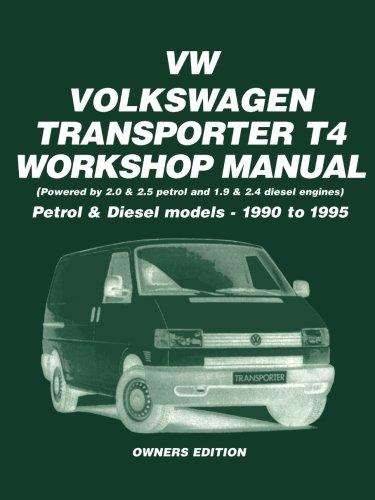 PDF] Tlcharger VW Transporter T4 (Petrol and Diesel 1990 1995 ...