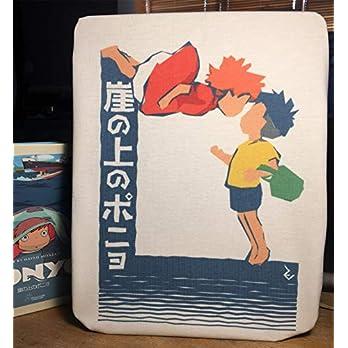 Ponyo minimalistisches japanisches Plakat-T-Stück – Studio Ghibli Miyazaki T-Shirt
