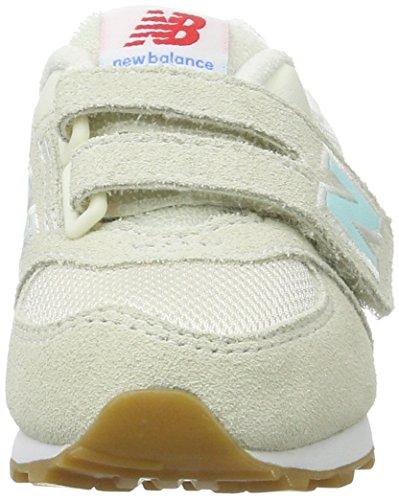 New Balance 574 Velcro, Formatori Unisex – Bambini Multicolore (Atlantic Multi)