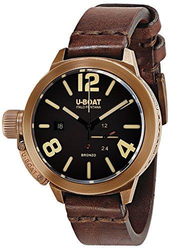 U-BOAT CLASSICO orologi uomo 8104