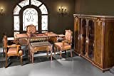 LouisXV Barock Büro Antik Stil Replikat Tisch Kaffeetisch Stuhl Schrank MoBt0938B Antik Stil Massivholz. Replizierte Antiquitäten Buche Antikmessing.