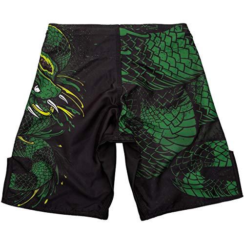Venum-Childrens-Green-Viper-Training-Shorts