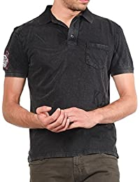 Polo Kaporal Sobo Gris Fonce Homme L