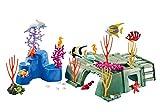 Outletdelocio. Playmobil 6545. Arrecife de Coral con Peces y Animales...