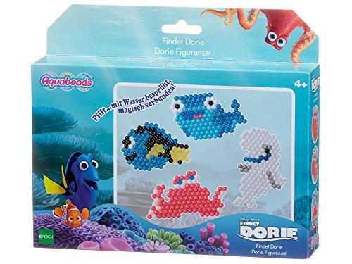 Aquabeads 30099 Findet Dorie FigurenSet BastelSet für Kinder