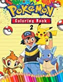 Pokemon Coloring Book: Amazing Pokemon Math, Dot to Dot and How to Draw Pokemon Pages: Volume 2