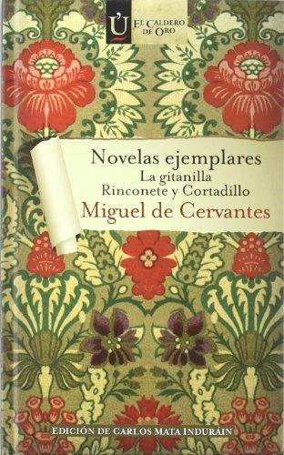 Novelas ejemplares (La gitanilla, Rinconete y cortadillo) Cover Image