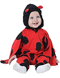 Dantiya Bebés Navidad Unisexo Rojo Ropa Conjuntos de ropa