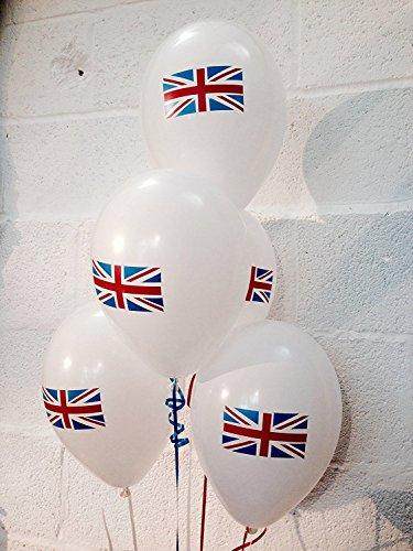 Beautiful Balloons 38,1x 30,5cm Union Jack Ballons–perfekt für Royal Hochzeit und RAF Parteien