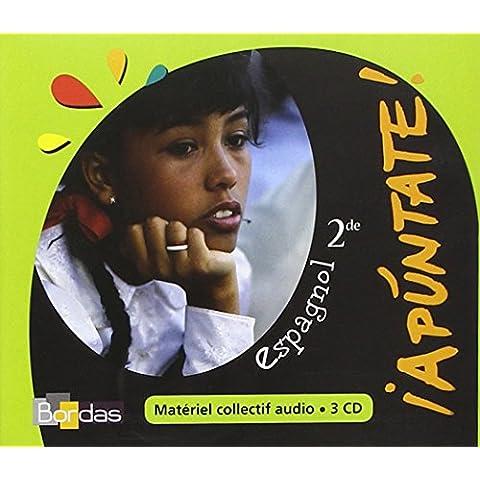 APUNTATE 2DE NIVEAU A2 AUDIO CLASSE 2008