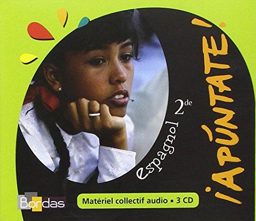 APUNTATE 2DE NIVEAU A2 AUDIO CLASSE 2008 Livre scolaire par Collectif (Broché)