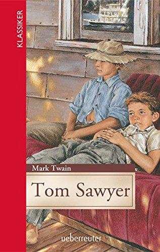 Buchseite und Rezensionen zu 'Tom Sawyer' von Mark Twain
