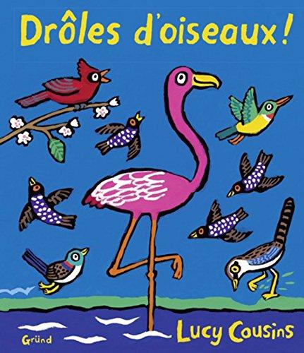 Drôles d'oiseaux !