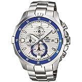 Casio EFM-502D-7A - Reloj (Pulsera, Masculino, Acero inoxidable, 2 Año(s), 5.03 cm, 4.7 cm)