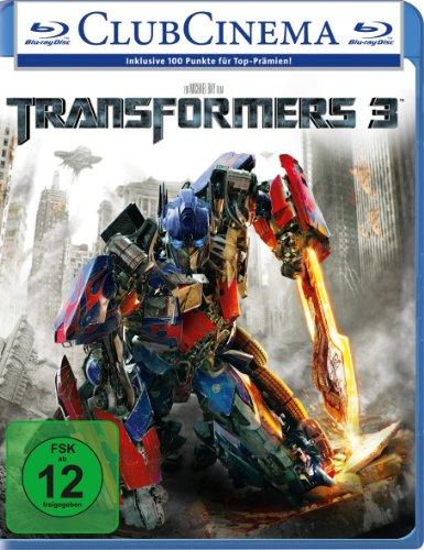 Bild von Transformers 3 [Blu-ray]