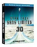 Star Trek Sans limites [Combo Blu-ray 3D + Blu-ray 2D + Blu-ray bonus]