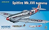 Eduard Plastic Kits 84141 – Maqueta de Spitfire Mk.XVI bubbletop Weekend Edition