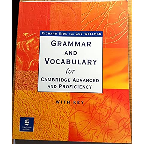 Grammar and Vocabulary for Cambridge Advanced and Proficiency: With Key (GRVO)