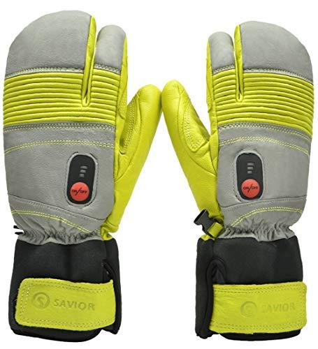 guanti sci donna SAVIOR Guanti riscaldati per uomo e donna