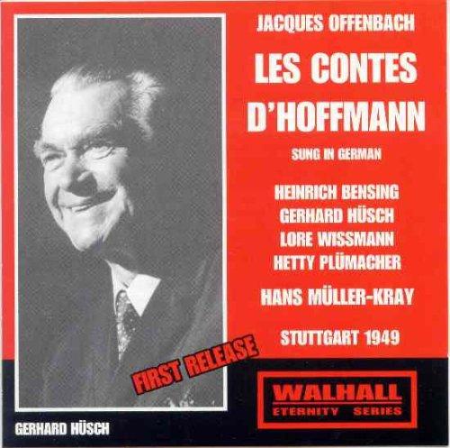 Preisvergleich Produktbild Offenbach: Les Contes d'Hoffmann (Hoffmanns Erzählungen) [UK-Import]