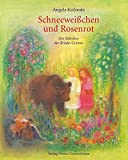 Schneeweißchen und Rosenrot: Ein Märchen der Brüder Grimm