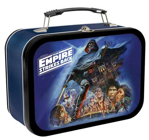 Joy Toy 99070 - Star Wars Zinn-Köfferchen, The Empire, 25 x 10 x 19 cm