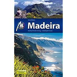 Madeira Reiseführer Michael Müller Verlag: Individuell reisen mit vielen praktischen Tipps. Autovermietung Madeira