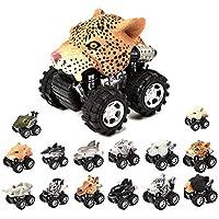 Lumanuby 1 Paar Socken f/ür Baby mit Karikatur Tier Spielzeug Bunt Handgelenk Armband Puppe 1 Paar Geeignet f/ür Baby 0-6 Monate Eingebaute Rasseln