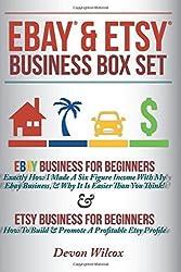 eBay & Etsy Business Box Set: eBay Business For Beginners & Etsy Business For Beginners by Devon Wilcox (2014-10-20)