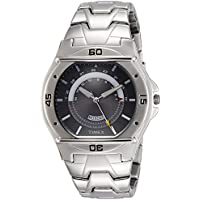 Timex Analog Grey Dial Men's Watch-TW000EL07