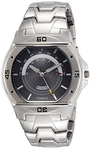 51mZn0MmeML - Timex TW000EL07 Grey Mens watch