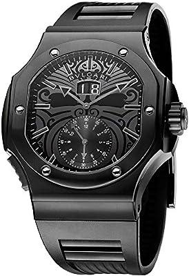 Bvlgari Bulgari Endurer Reloj de hombre automático 101906 BRE56BSBVDCHS/AB