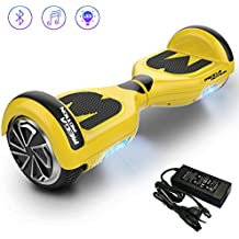 Mega Motion E1 Self Balanced Electric Scooter -built in Bluetooth Speakers