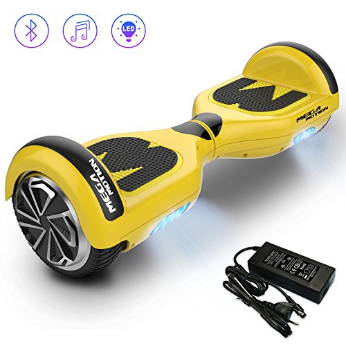 Mega Motion Hoverboard E1-6.5