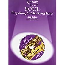 Guest Spot Soul Sax Alto  + Cd