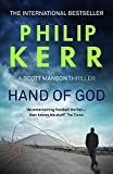 Front cover for the book Hand of God by Philip Kerr