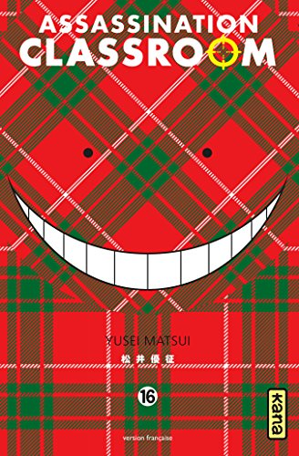 Assassination Classroom Edition simple Tome 16