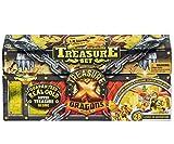 Treasure X trésor X 41511Gold-Golden Dragon Lot, Multi