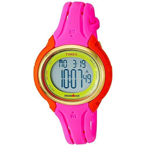 d70ab8391f5c TIMEX Ironman Reloj DE Mujer Cuarzo Digital Correa Y Caja DE Resina T5M028