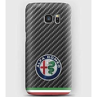 Alfa Romeo Cover Schutzhülle für Samsung S5, S6, S7, S8,S9, A3, A5, A8, J3,J5, Note 5,8,9